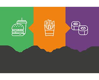 Sushi Carré